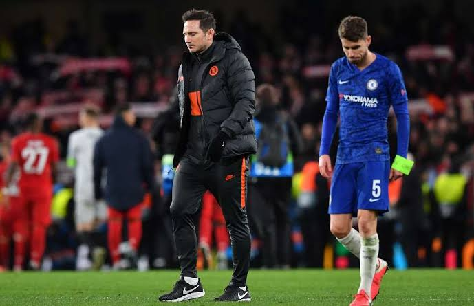 Frank Lampard: We have no time to cry our eyes out