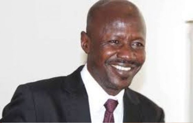 Allegations against me're fabrications; it's dog-eat-dog — Magu