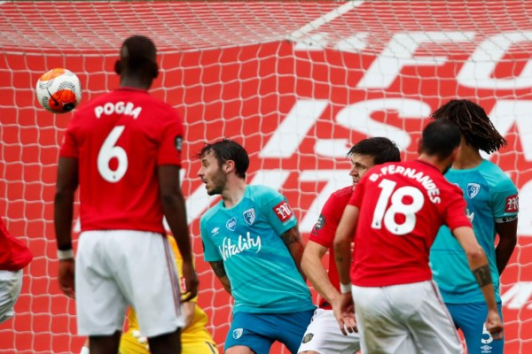 Premier League: Rampant Man Utd rout Bournemouth, Arsenal outgun Wolves