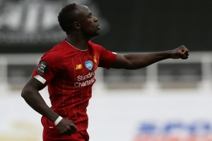 Liverpool forward, Sadio Mane, tests positive for COVID-19