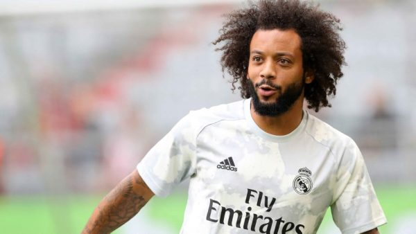 Real Madrid's Marcelo could miss rest of season with adductor injury