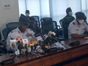BREAKING: No iota of truth in spurious allegation on Tolulope Arotile's death - NAF