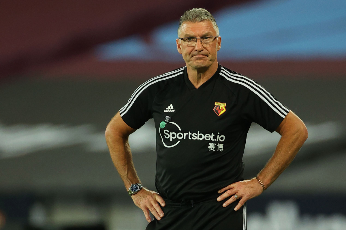 Watford confirm shock Nigel Pearson sacking in 49-word statement