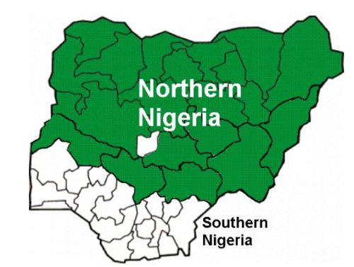 amalgamation of northern and southern Nigeria
