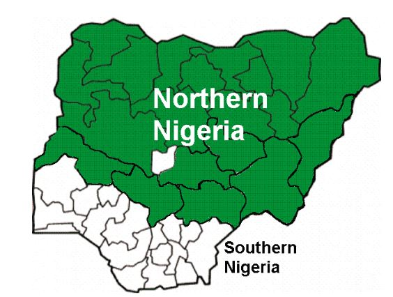 amalgamation of northern and southern Nigeria