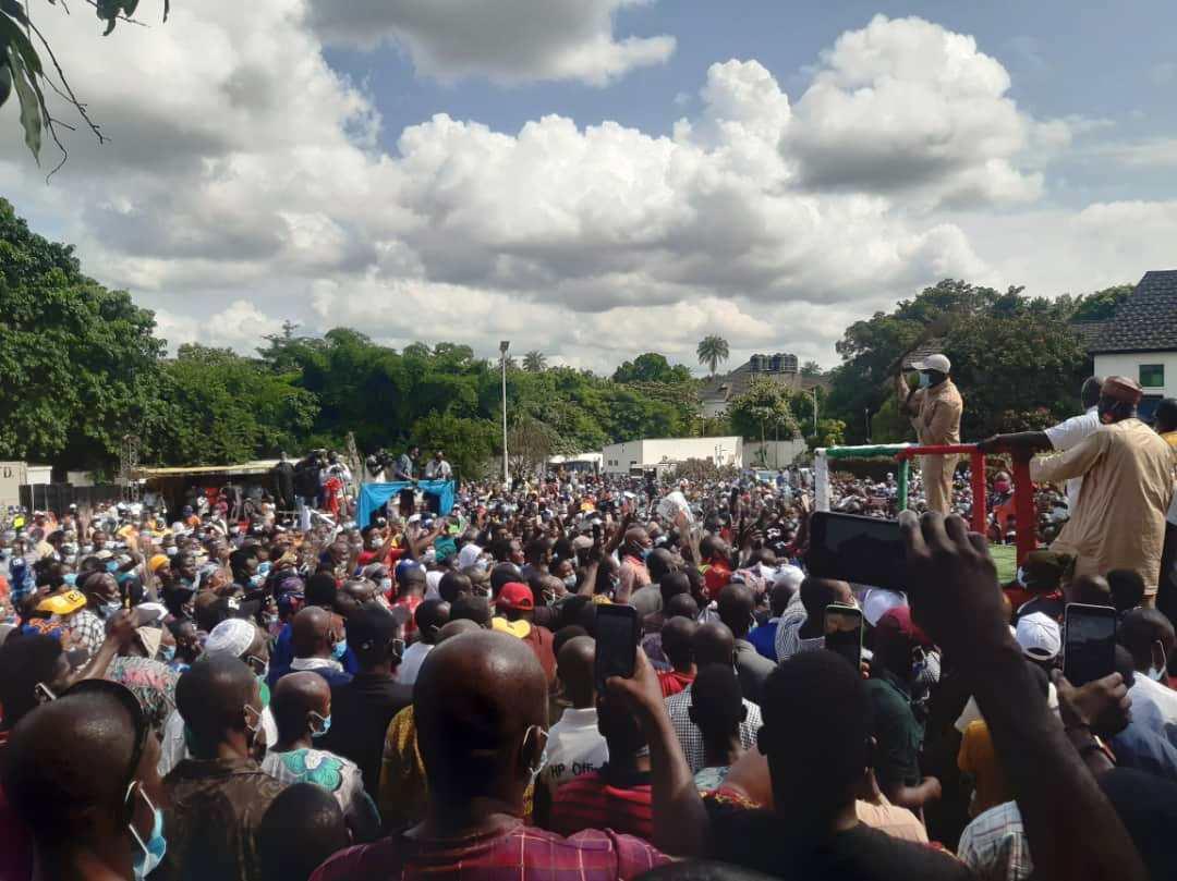 We must return Edo to APC for sustainable development — Oshiomhole