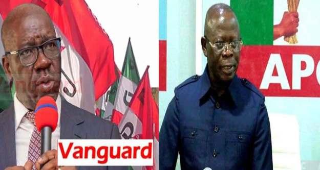 Oshiomhole lacks respect for educated people ― Obaseki
