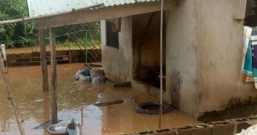 Flood: Are we sure we've govt in this country? Pa James' son laments