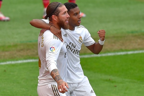 La Liga: Madrid secure vital win against Bilbao