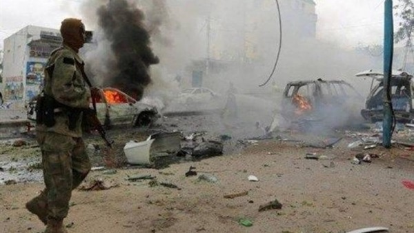 5 killed, 10 injured in bomb attack in southwest Somalia