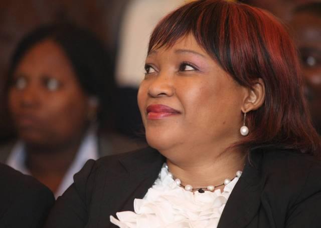 Mandela's daughter Zindzi tested positive for virus