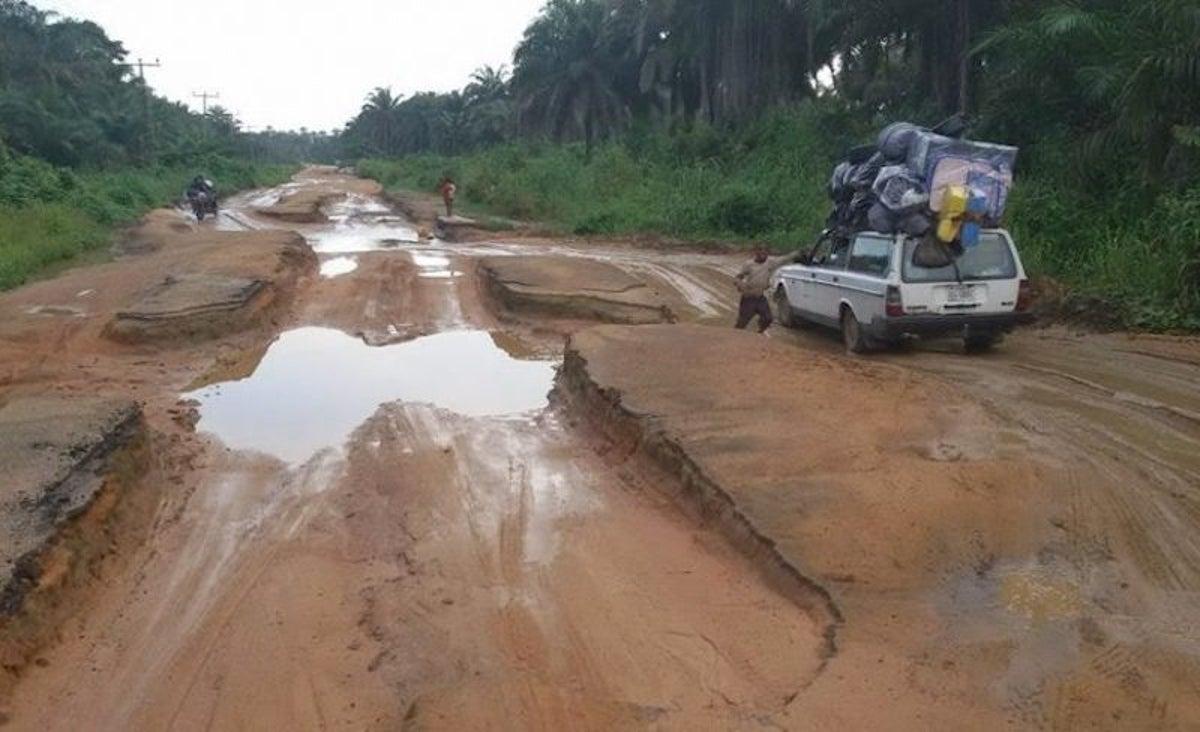 Travellers lament deplorable state of Itu-Calabar highway - Vanguard