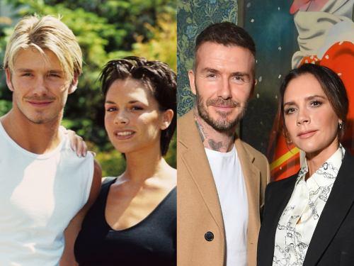 David, Victoria Beckham celebrates 21st wedding anniversary