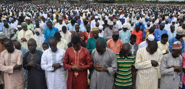 Sallah: NSCIA felicitates with Muslims