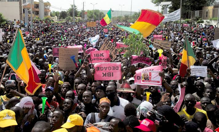 Protest rocks Mali after rejection of President Keita's concessions