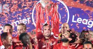 Liverpool captain Henderson clinches FWA Footballer of The Year award