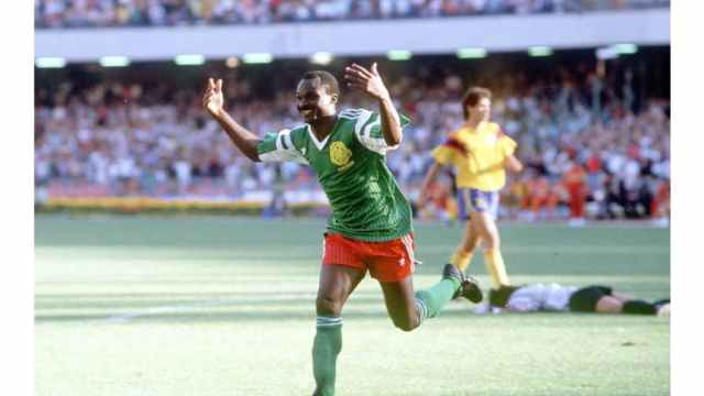 My World Cup record will be difficult to break ― Roger Milla