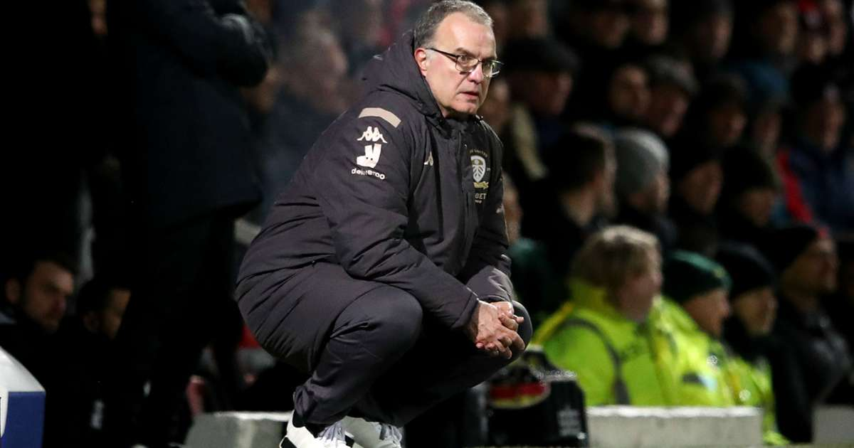 Guardiola lauds 'unique' Bielsa as 'most authentic manager of all time'