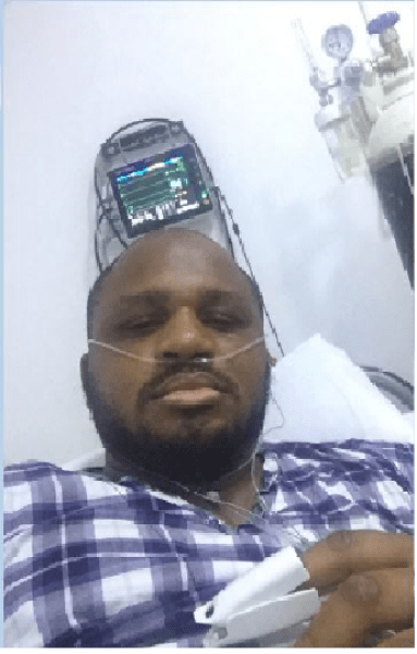 COVID-19 killed my mother, I barely survived — Michael Chinwuba