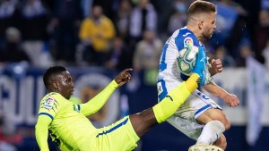 Etebo, Getafe keep Champions League hopes alive