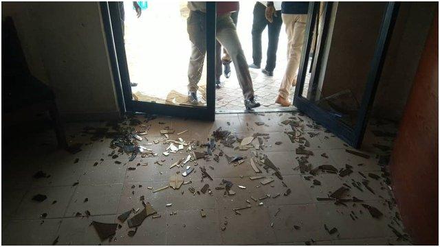 COVID-19: PDP condemns gun attack on FMC, Lokoja