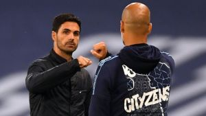Arteta: Don't call Lampard and me 'the next Klopp and Guardiola'