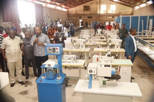 Aba automated shoe factory to begin production Sept 2020