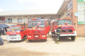 FCT Fire Service saves property worth ₦2.35bn in 7 months ― Director