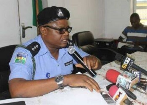 Police detain cop over alleged rape of widow without face mask in Rivers
