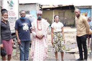 Gbagada, Oworonshoki, Lagos waterfront communities, bemoan water scarcity
