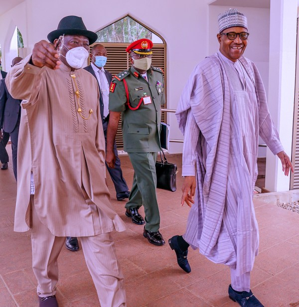 Buhari presides over virtual Council of State meeting in Aso Rock