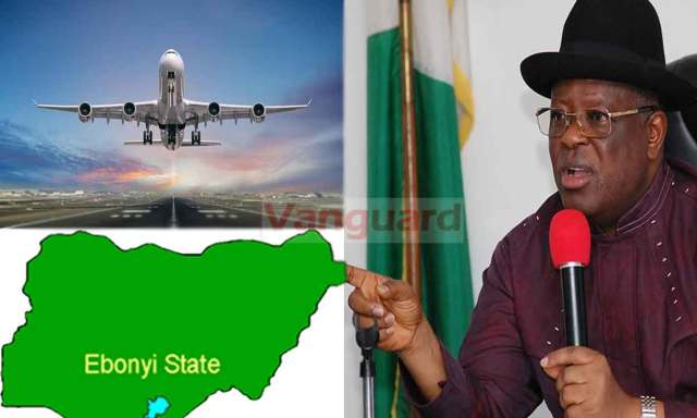 Ebonyi Govt to complete airport project in 2022