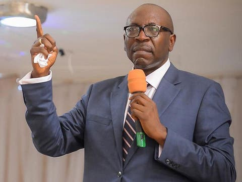 I have not addressed the press after election — Ize-Iyamu
