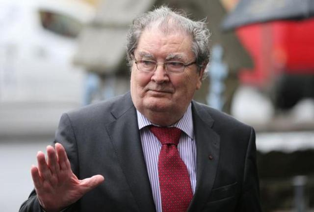 Northern Irish Nobel Peace Prize winner John Hume dies aged 83