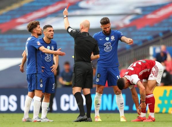 FA Cup final, Arsenal vs Chelsea