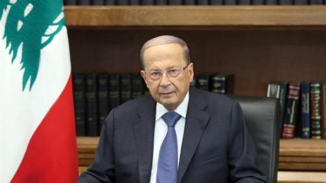 Lebanon president rejects global probe into Beirut port blast