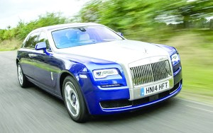 Rolls-Royce offers Ghost customers free checks