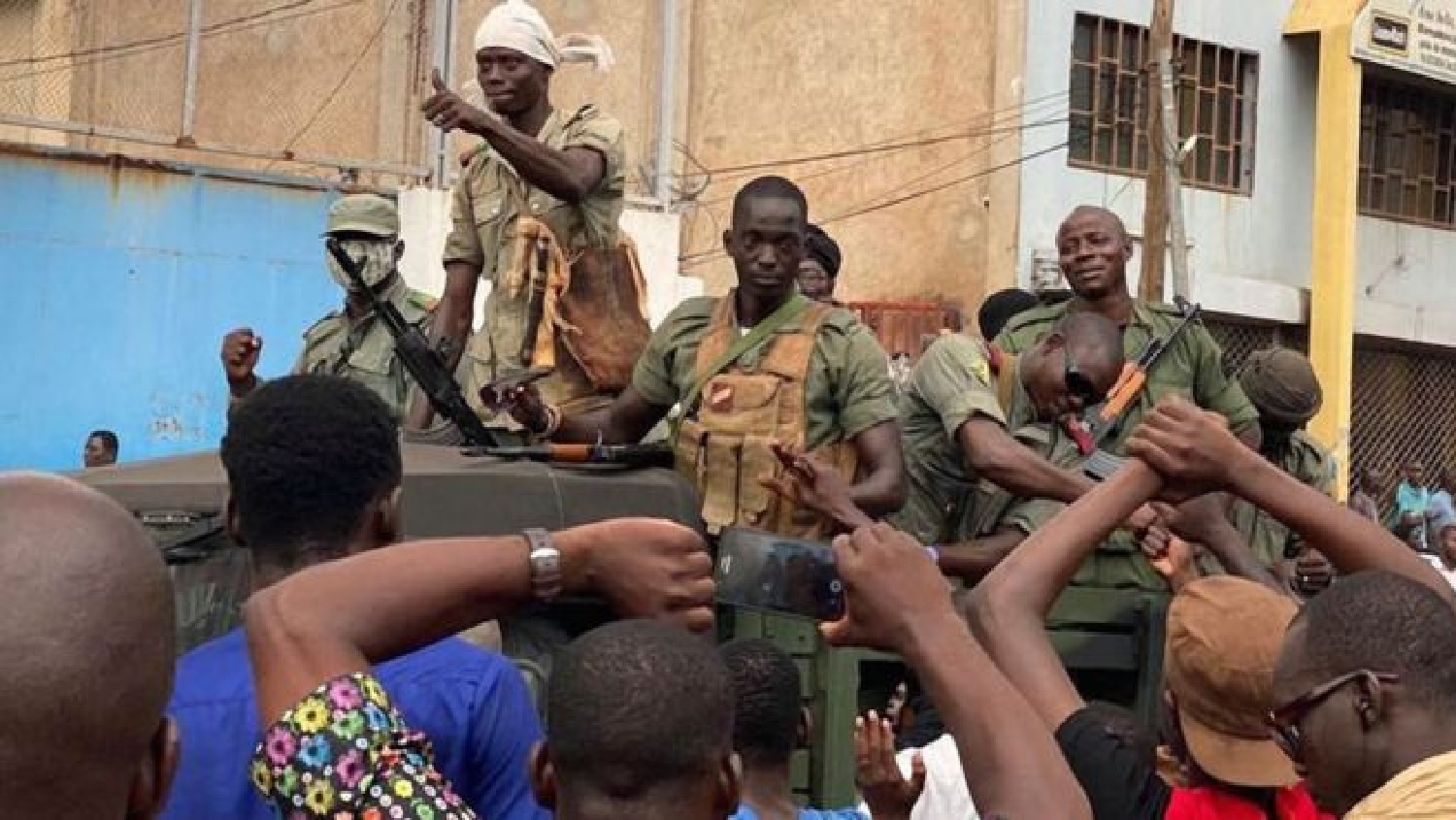 New Mali military junta vows transition leading to fresh elections