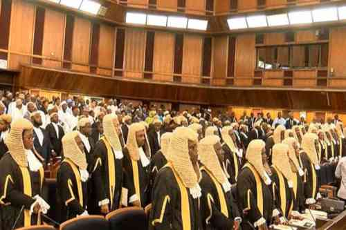Fuel Price/Electricity Tariff Hike: Judicial workers declare two-week indefinite strike