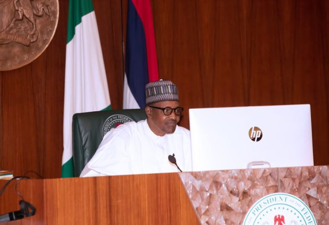 Buhari directs CBN to stop forex for food items, fertiliser