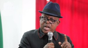 Opposition PDP crumbling, rudderless, APC tells Secondus