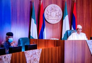 Buhari forms Exco-Legislative party forum, names Osinbajo as chair