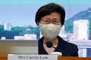 US sanctions Hong Kong leader Carrie Lam, police chief, 9 others for 'undermining autonomy'