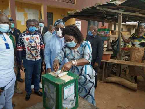 LG election in Ondo peaceful, turn out massive