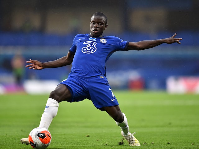 Chelsea open to offers for star midfielder N'Golo Kante