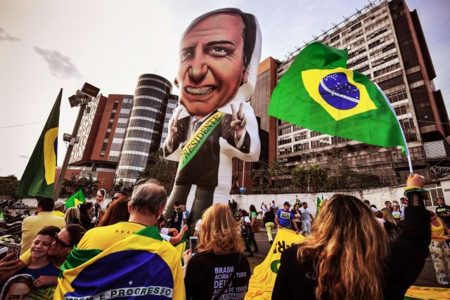 Facebook bans profiles of radical Bolsonaro supporters worldwide