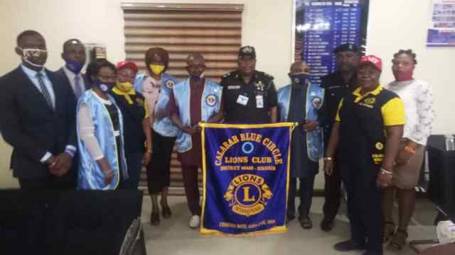 Cross River: Police partner Blue Circle Lion's Club to eradicate diabetes