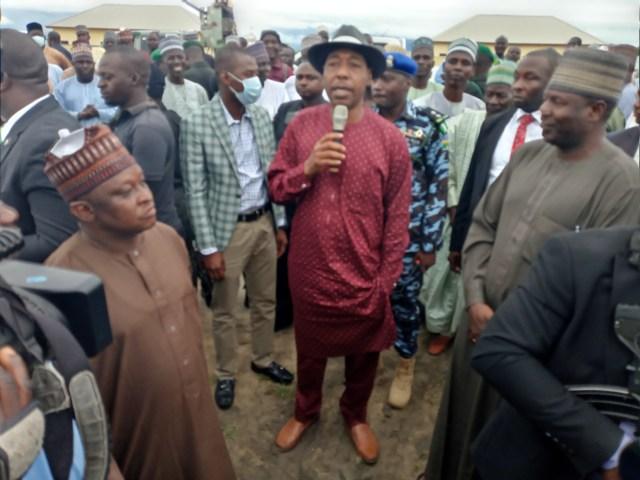 Zulum calls on Boko Haram to sheathe swords as IDPs return home