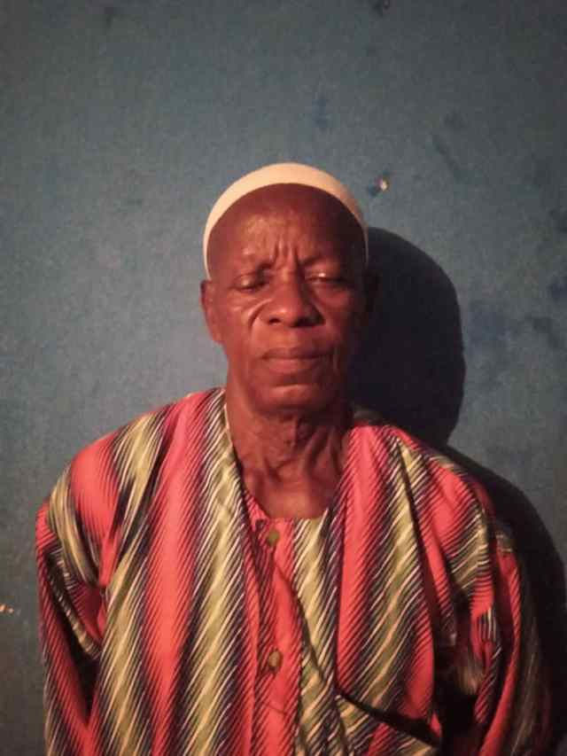 Man, 72, in Police net for defiling a 7-year-old girl in Ogun