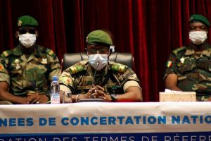 Mali must appoint civilian govt. immediately, says regional bloc